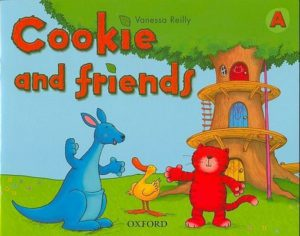Kathryn Harper, Vanessa Reilly, Charlotte Covill «Cookie and friends levels Starter, A, B»