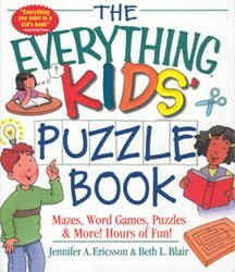 Jennifer A.Ericsson, Beth L. Blair «The Everything Kids' Puzzle Book»